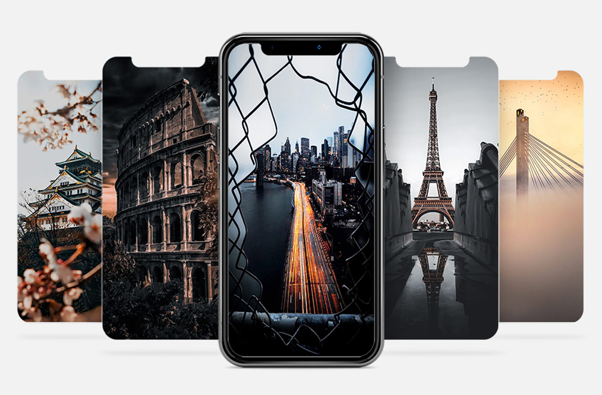 Wallpapers of the Week: World Architecture # 2