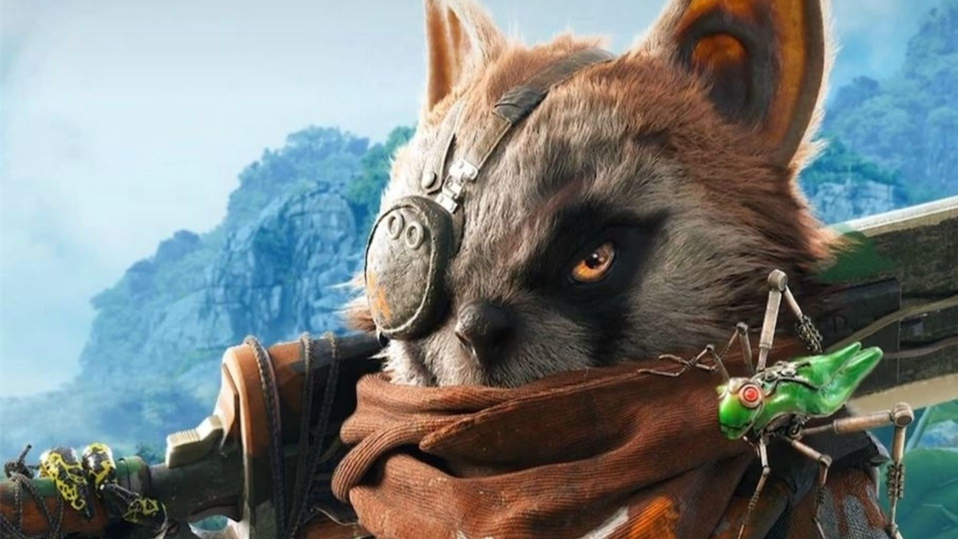 Check out the amazing gameplay from Biomutant. The title will go to EA Play Pro
