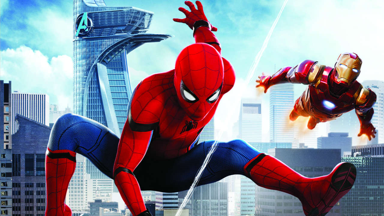 Spider-Man 3 was supposed to be with Iron Man, but something didn't work out