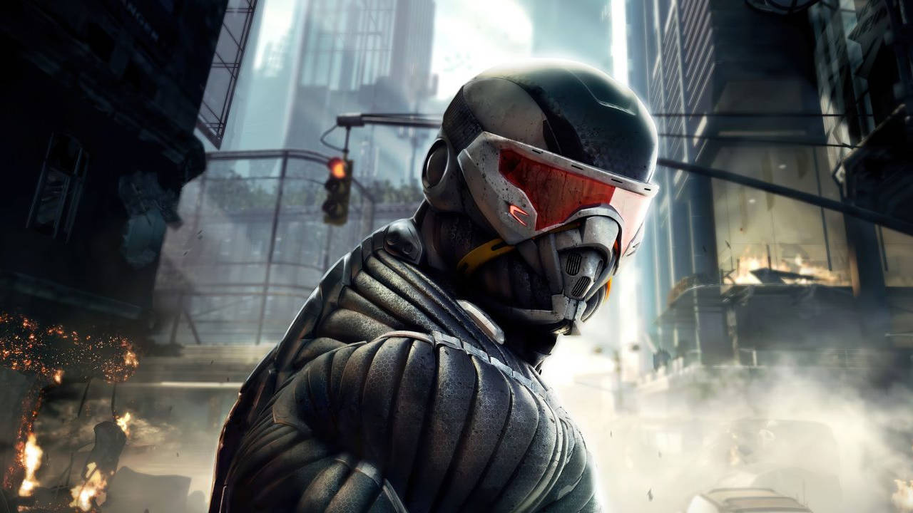 One sentence was enough to make a day for Crysis fans