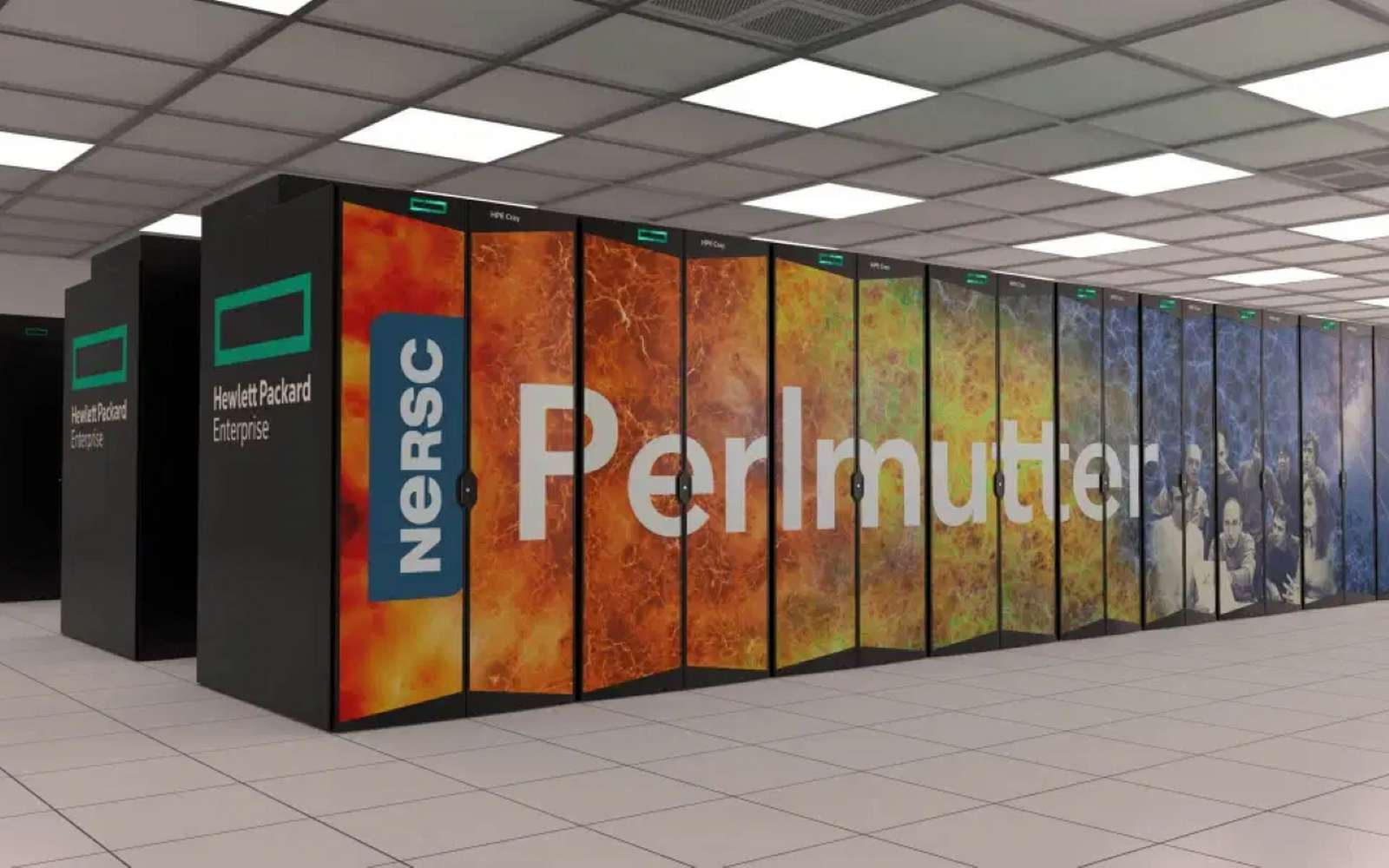 This supercomputer will create the largest 3D map of the Universe