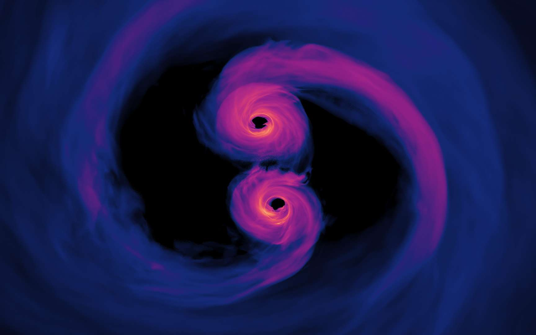 NASA embarks on the hunt for giant double black holes