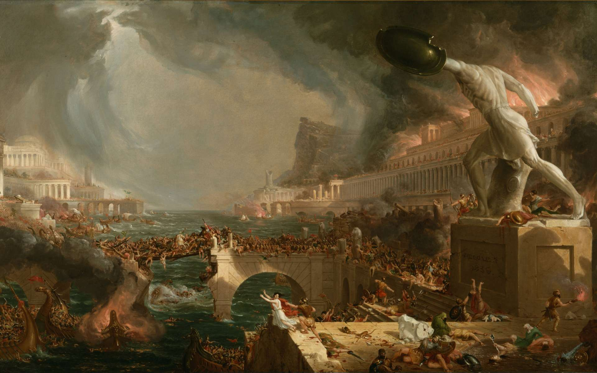 Fall of the Roman Empire: what are the causes?