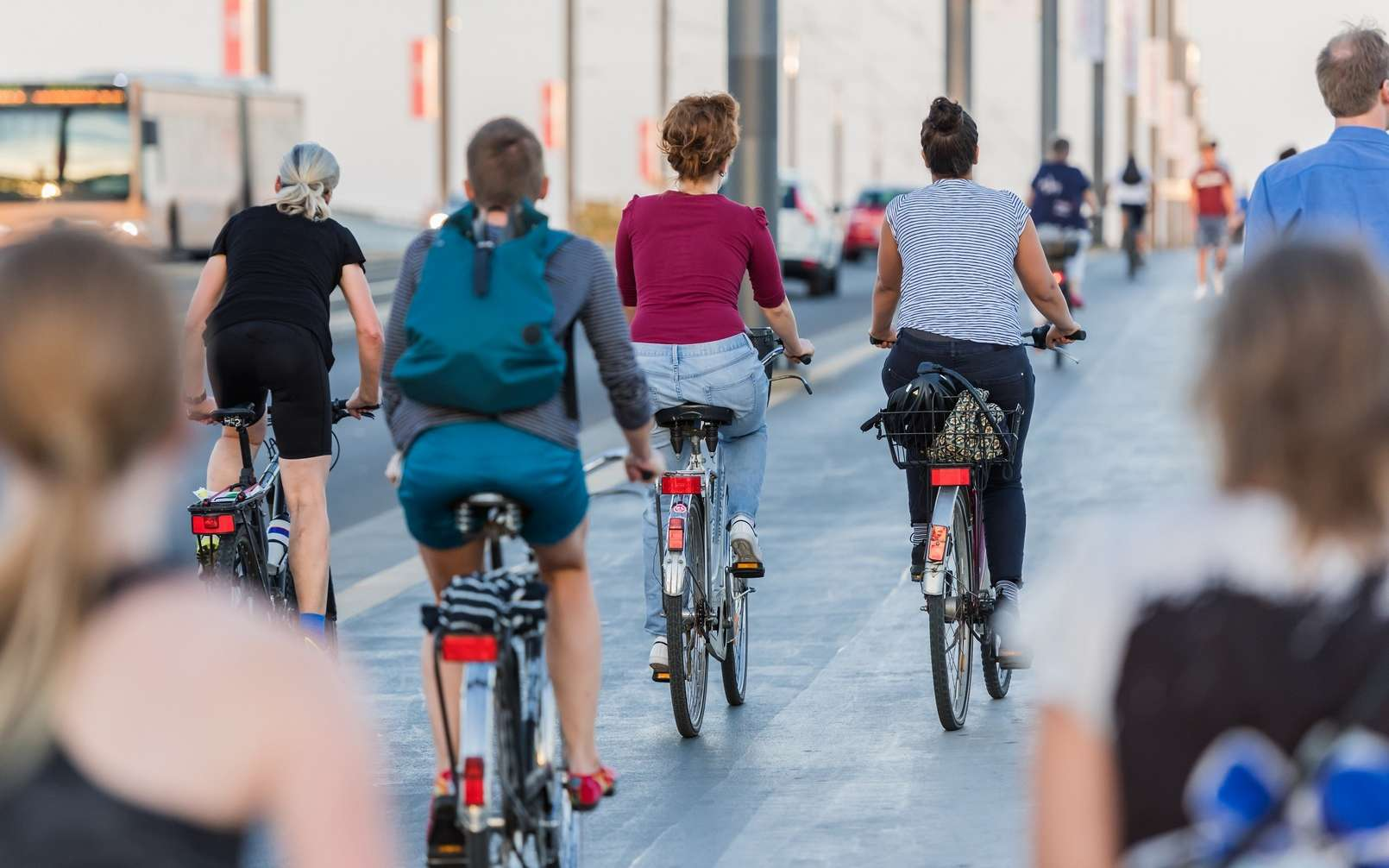 Europe is banking on soft mobility with a very ambitious cycling plan