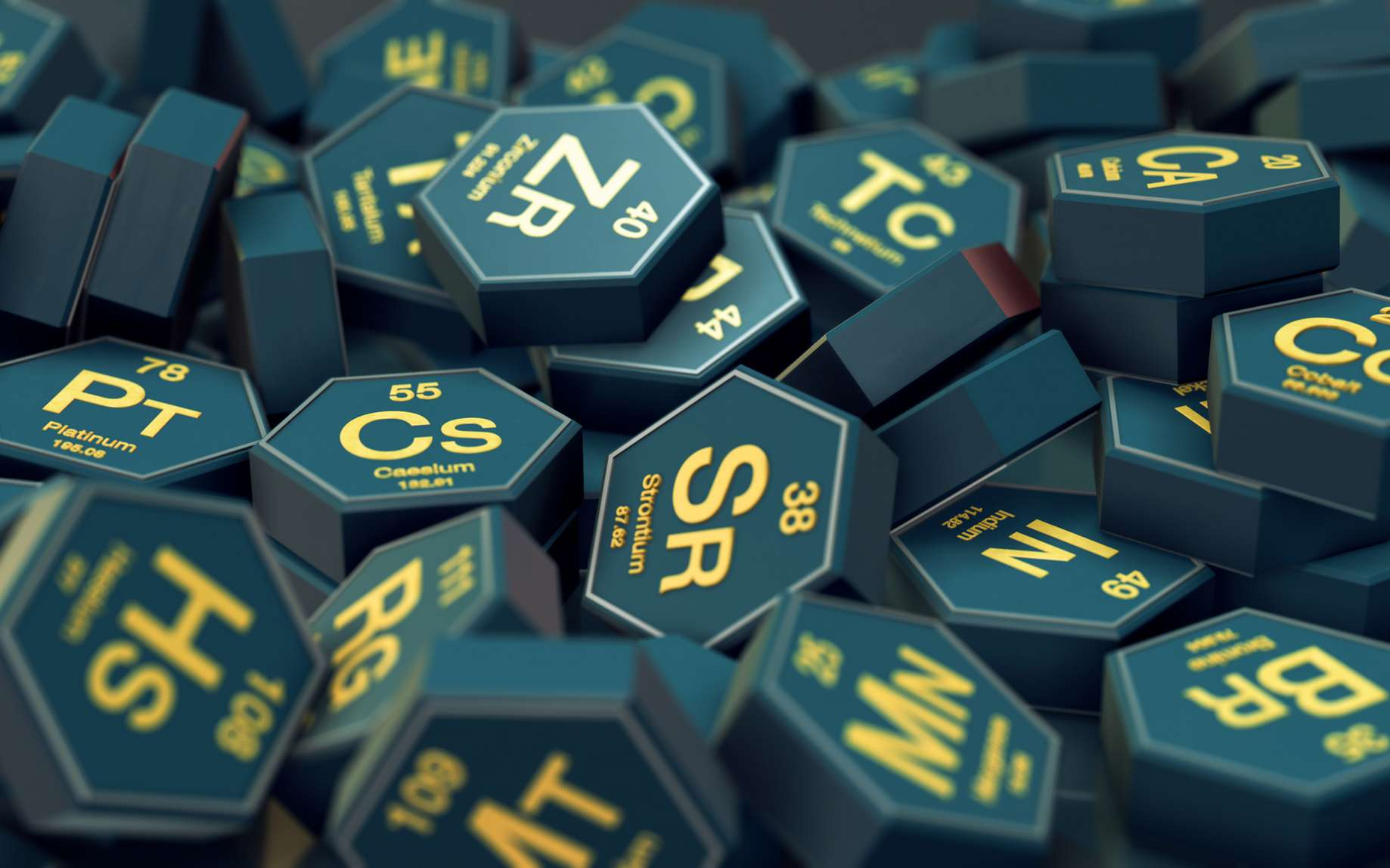 What is the heaviest chemical element?