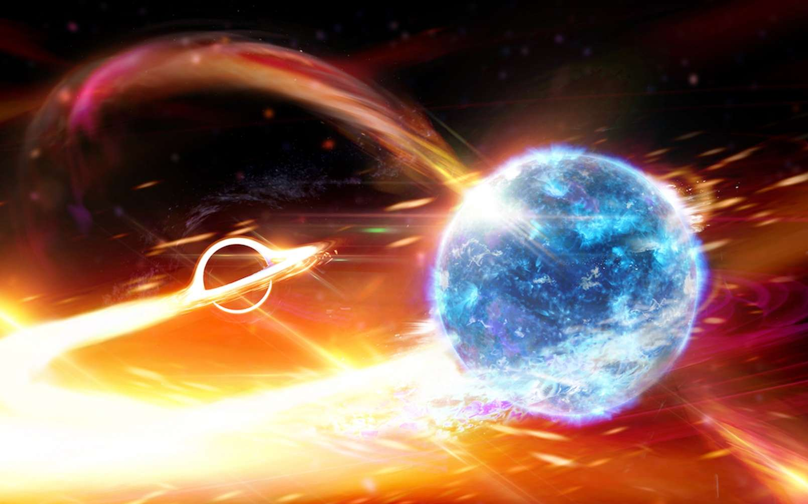 Enigmatic gravitational wave source could be a quark star