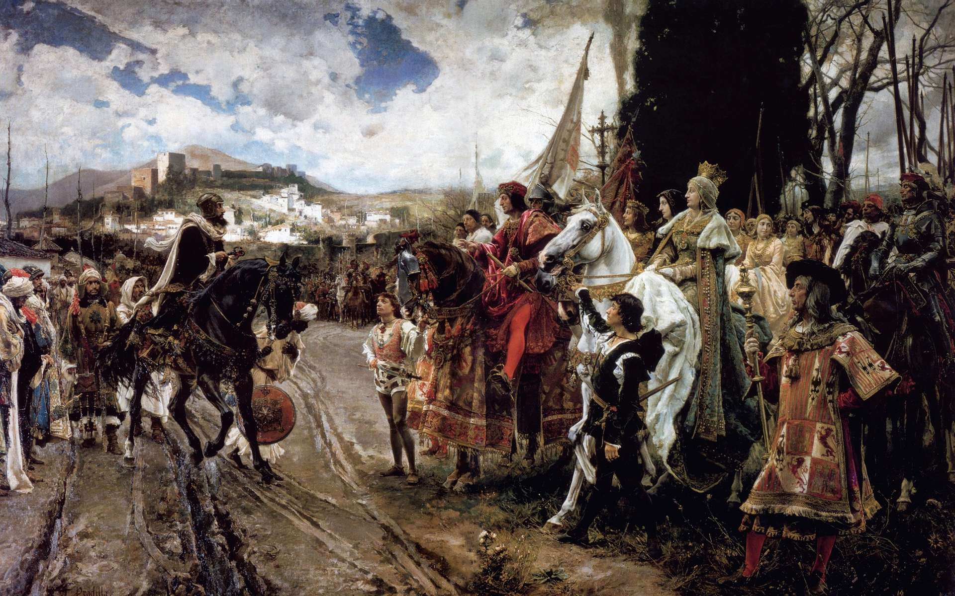 History of the Spanish nobility in the 16th century