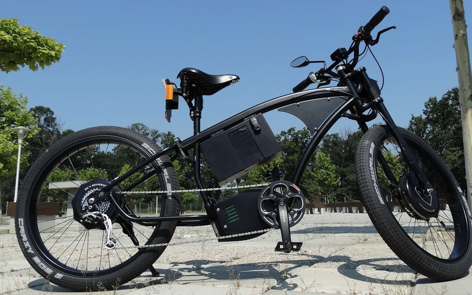 What are the subsidies for the purchase of an electric bicycle?