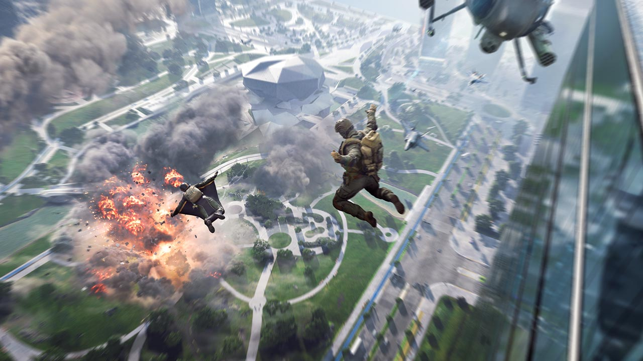 Battlefield 2042 will change the most popular game mode. All because of the size of the maps
