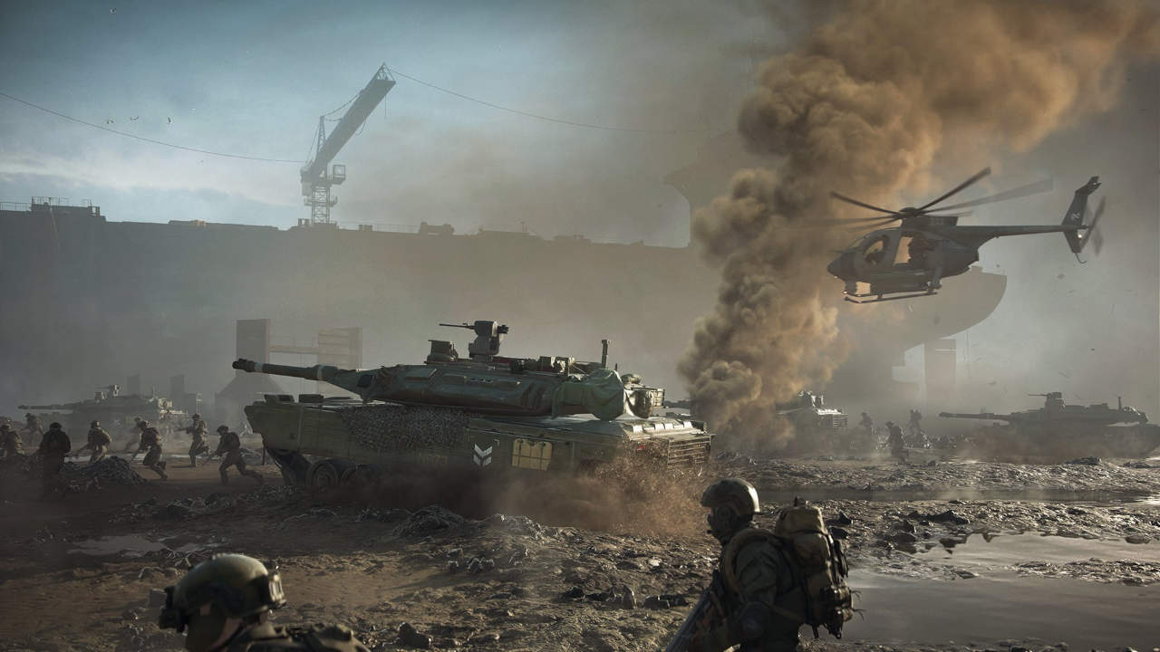 The first details of the mysterious Battlefield 2042 mode have leaked. Fans will be delighted