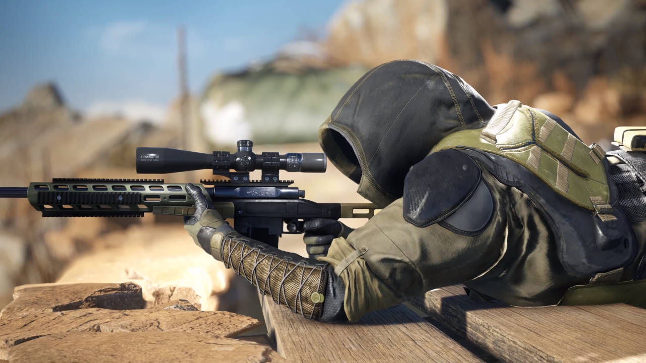 The makers of Sniper Ghost Warrior apologize. All because of the event at the shooting range