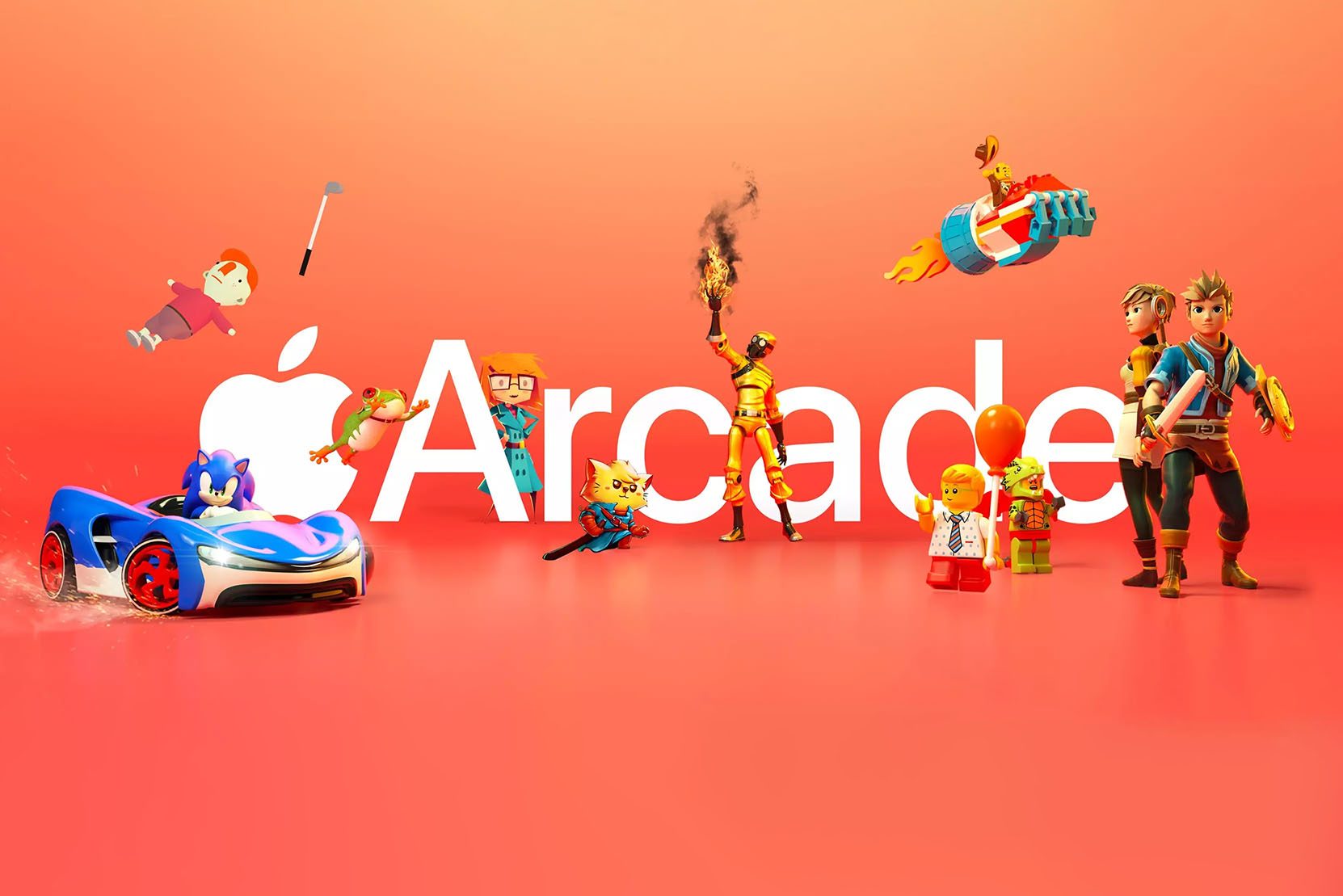 Apple Arcade FAQ: Three new games available today