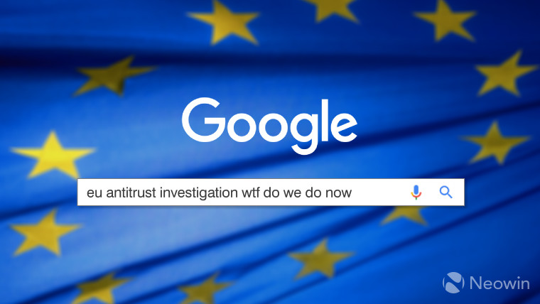 Google reportedly wants to settle its EU antitrust probe in its digital advertising business