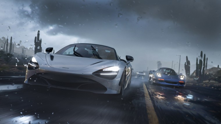 Forza Horizon 5's PC system requirements are here, and they aren't that demanding