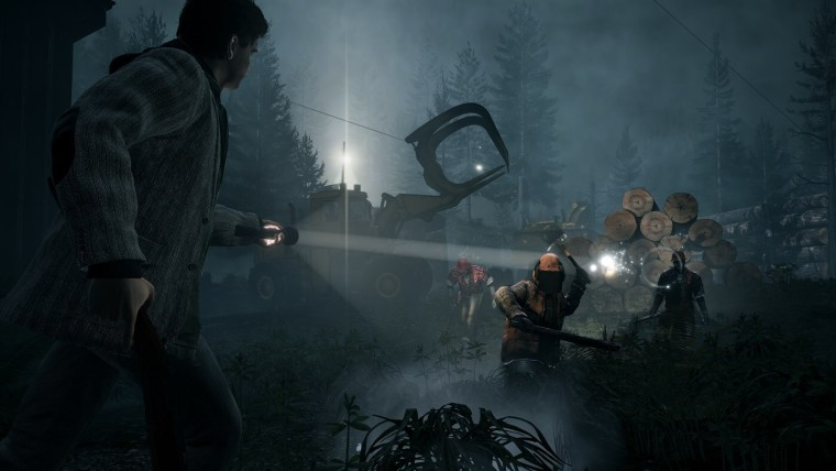 Alan Wake Remastered on Xbox Series X review: The return of a cult classic