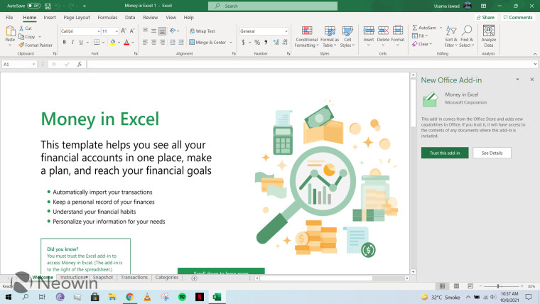 Microsoft Excel on Windows is getting Smooth Scrolling soon