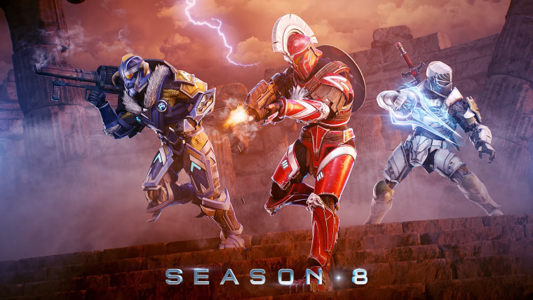 Halo MCC: Season 8 now out packed with new features and more modding tools