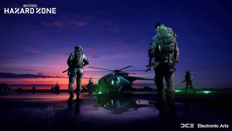 Battlefield 2042 new trailer reveals the remaining five Specialists