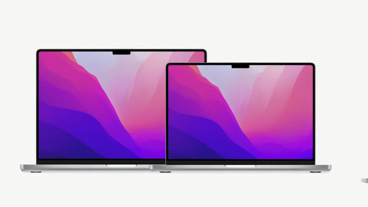 """Apple: The notch offers a """"smart way"""" for more screen real estate on the new MacBook Pro"""