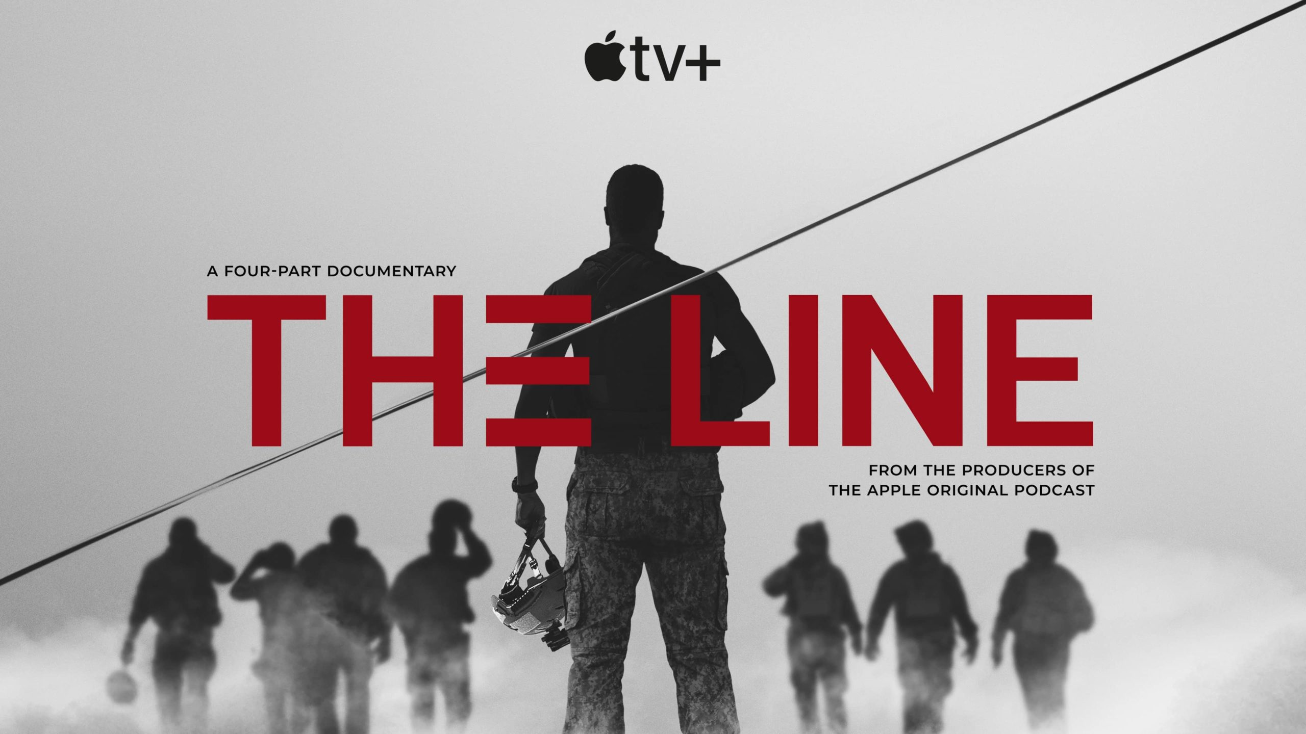 """""""The Line"""" is a new Apple TV+ documentary series premiering November 19 [trailer]"""