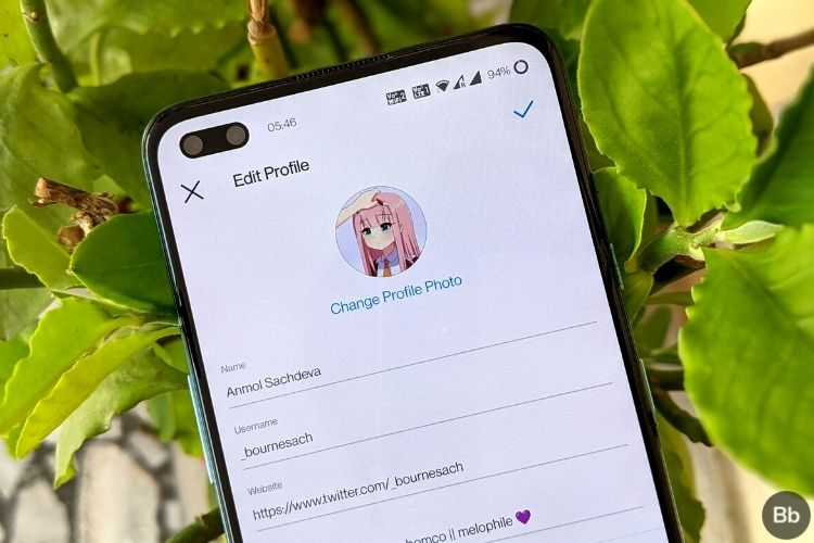 How to Change Your Name and Username on Instagram (Android, iOS, & Web)