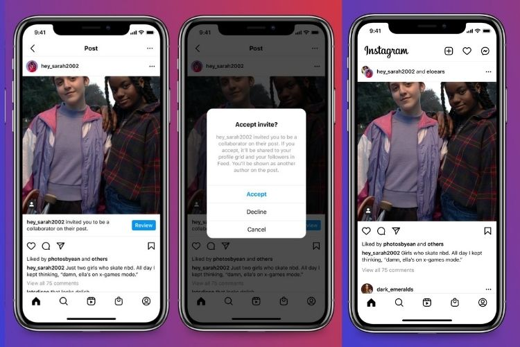How to Collaborate on Instagram Posts and Reels with Other Creators