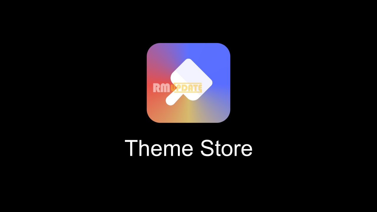 Download Theme Store v8.1.5 APK for Realme, OPPO, OnePlus devices